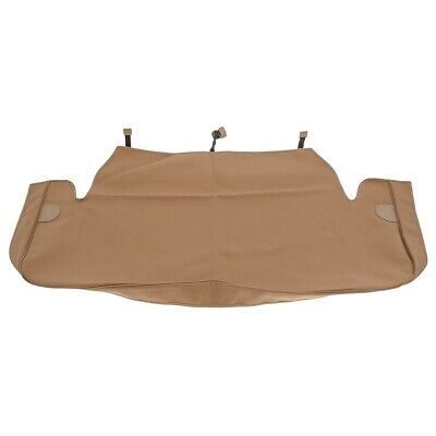 MG TC Half Tonneau Cover Tan Double duck = Canvas based material 1945-1949 NEW
