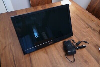 """Cello 12v, 16"""" HD TV and DVD player - C16230F"""