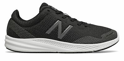 New Balance Men's 490v7 Shoes Black with Grey