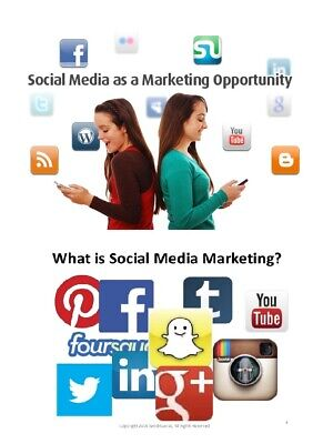 SOCIAL MEDIA ONLINE MARKETING eBooks EBOOK PDF WITH RESELL RIGHTS DELIVERY 24hrs
