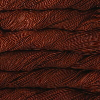 Malabrigo Sock Superwash Merino Knitting Yarn Wool 100g - Boticelli Red (801)
