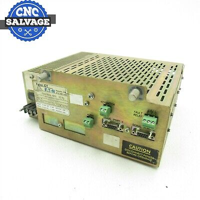 Eaton IDT Panelmate 4000 Power Supply Controller 10PG 92-00834-00