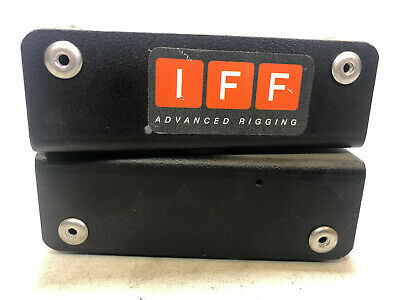 IFF Advanced Rigging 4 wheel double swivel carriage - Studio lighting accessory