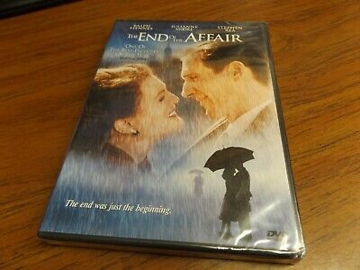 The End of the Affair (DVD, 2000, Full Screen/Widescreen) NEW Sealed