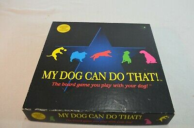 My Dog Can Do That! Board Game Obedience Training 1996