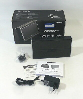 Bose® SoundLink® Bluetooth® Mobile speaker II