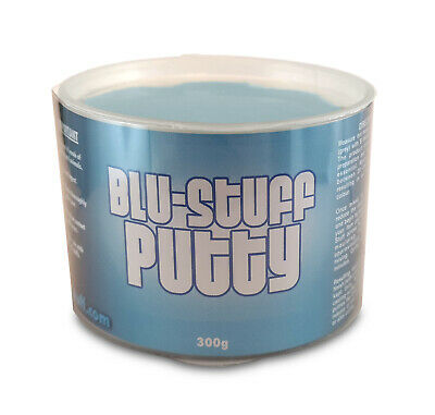 Blu-Stuff Silicone Putty - Press Mold Mould 300g - simple quick push moulds