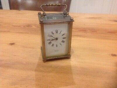 Antique Rowell French  carriage clock for restoration