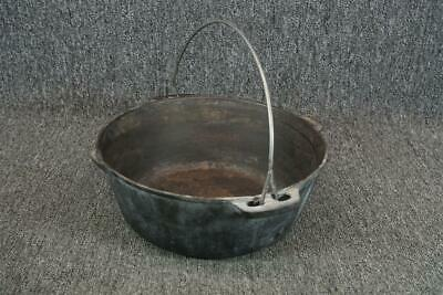 "Cast Iron Dutch Oven No. 8 10 1/2"" With Out Lid"