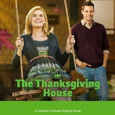 The Thanksgiving House Dvd 2013 Hallmark Movies (Disc Only)