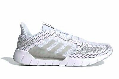 new style b8694 8dc73 ADIDAS ASWEEGO CLIMACOOL Men Running Shoes Training Sneakers White various  sizes