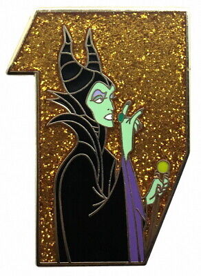 2015 Disney Expo Castle Collection Mystery Maleficent LE-525 Pin Rare W9