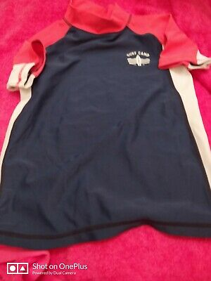 Lovely Boys Next Multi Fashion Swimming Top Age 8yrs