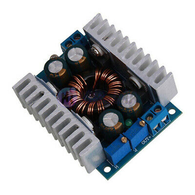DC-DC 8A 150KHz Automatic Step Up Step Down Adjustable Boost Buck Power Module