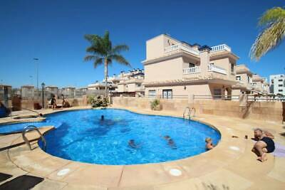 2bed, furnished,heated swimming pool,terrace 40m2 Villamartin, Alicante, Spain.