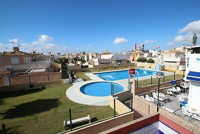 4bed, 2bath furnished townhouse,terrace 47m2, Torrevieja, Alicante, Spain.