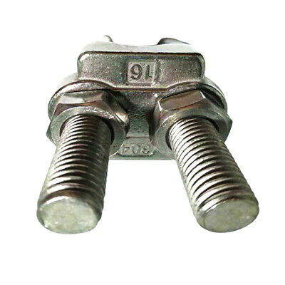 Wire Rope Clamp Grip 6mm Stainless Steel U - Bolt Clamps Cable