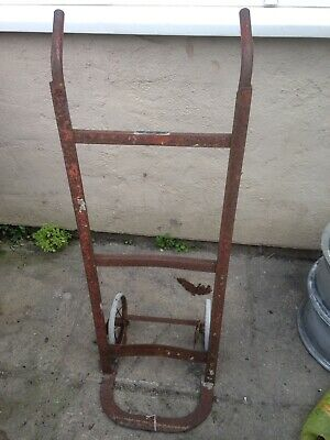 Vintage Wrigley Light weight sack truck. Wessex industries Poole Dorset