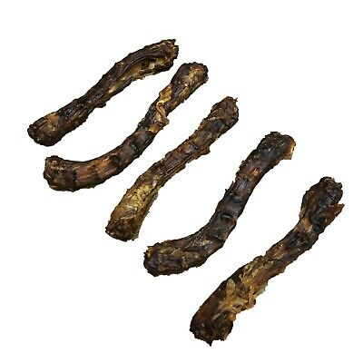 1kg approx (25-30) Natural Duck Necks 100% Natural Dog Treat Chew Barf