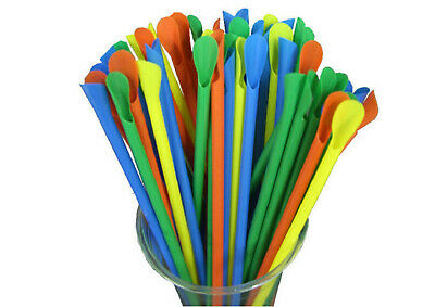 SPOON STRAWS CASE 10000 FREE UK MAINLAND DELIVERY 20 x 500 bags