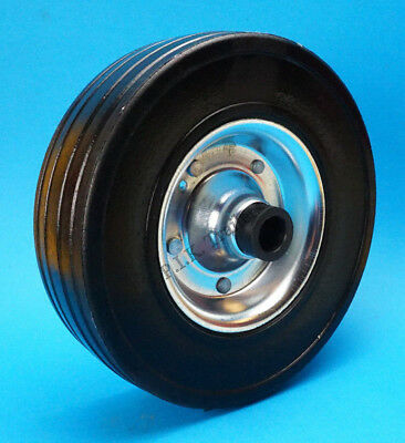"Genuine Bradley 220mm 8.5"" Replacement Jockey Wheel Trailer Ifor Williams #TP"