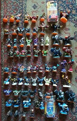 Skylanders Giants giganti light core leggendario jade volcanic scarlet purple