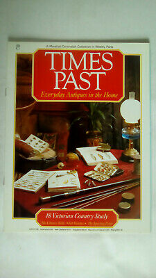 Times Past Magazine Part 18 Victorian Country Study