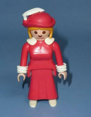 Playmobil Victorian Lady  Female Figure  RARE for mansion house