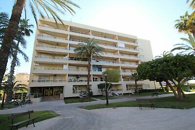 Sea view 1bed, furnished penthouse 50m beach Los Locos, Torrevieja, Alicante.