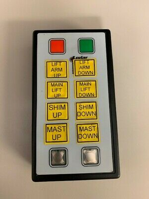 Lodar 9210-8 10 Function Remote