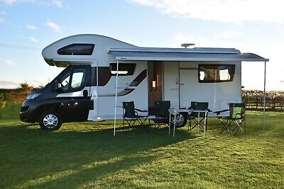 Luxury 4 / 6 Berth Motorhome for Hire in North Nottinghamshire
