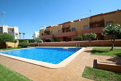 3bed, 2bath furnished townhouse 600m from the beach, Cabo Roig, Alicante, Spain.