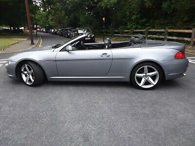 BMW 645 Convertible Automatic.