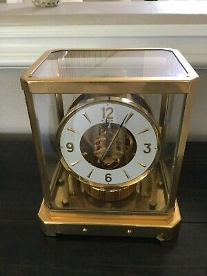 Atmos Clock Excellent working condition - No Resrv - Starting at $1.00