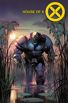 House of X #3 - 4 (of 6) (2019) Main Pichelli Young Decades Flat Rate Shipping!