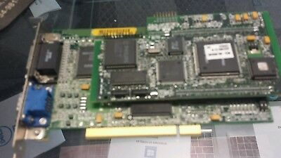 Matrox MGA-MIL/2N PCI Video Card please read ad before buying