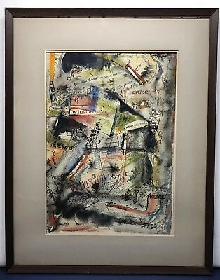 Smoke Tobacco Cigarette painting watercolor RJ Reynolds Winston Phillip Morris