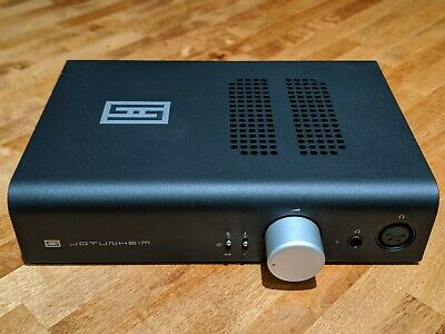 Schiit Jotunheim with Balanced DAC module installed | Headphone Amp | Audiophile