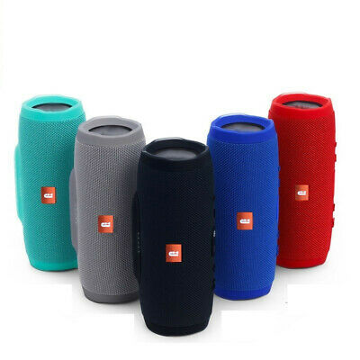 CLONE of JBL Charge 3 - Waterproof Bluetooth Speaker