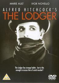 The Lodger - A Story Of The London Fog (DVD, 2004, Silent)