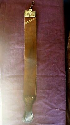 Vintage Strap Razor Strop Co. 827 Imperial Russia Chicago Illinois Usa