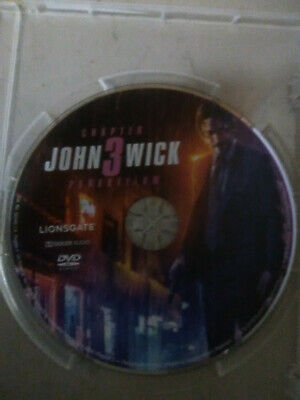 John Wick: Chapter 3 (DVD only, 2019)