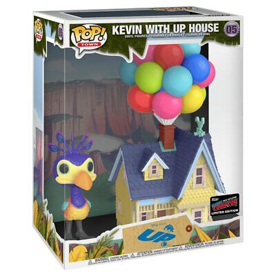 Funko Pop Pixar UP Kevin with UP House NYCC Boxlunch Shared Exclusive PREORDER
