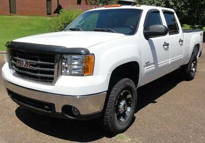 2007 GMC Sierra 2500 SLE2 4X4 DURAMAX LOADED ICE COLD AUTO CLIMATE Power Pedals TURNOVER BALL Fog Lights BEDLINER Onstar NICE
