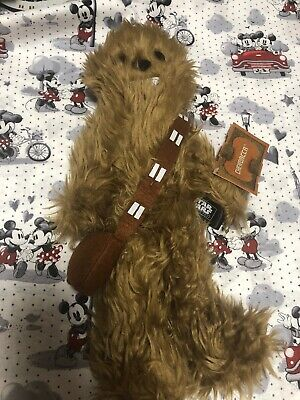 NEW Disney Parks Galaxy's Edge Star Wars Toydarian Toymaker Plush Chewbacca