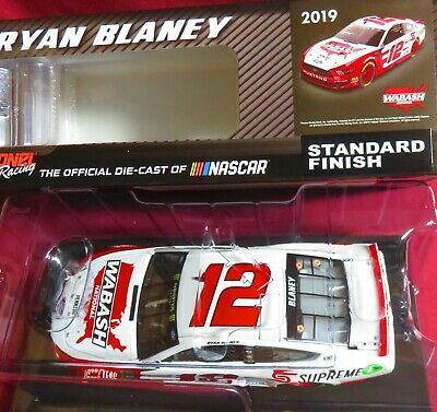 Brand New, 1/24 Action 2019 Mustang, #12, Wabash National, Ryan Blaney