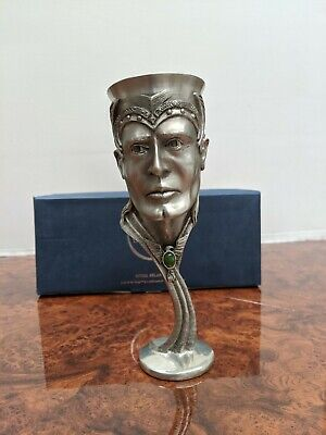 Royal Selangor Lord of The Rings ARAGON hallmarked Pewter Goblet