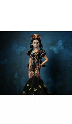 Dia De Los Muertos Barbie Day Of The Dead Doll Preorder 2019