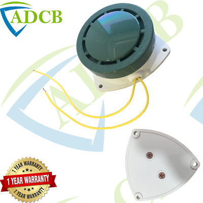 Z9V2- Wired 220V Alarm/Alert Signal Panel Buzzer For Business/Factory/Industrial