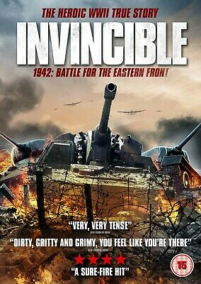 Invincible  (Dvd) (New) (Released 25Th March) (Free Post)